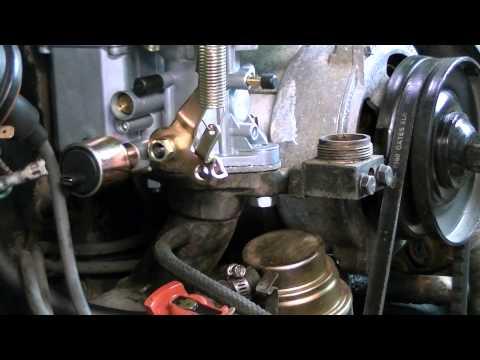 Air-Cooled Volkswagen Dual Port Carburetor Installation
