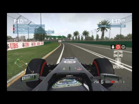 Atomic F1 Season 5 Australia