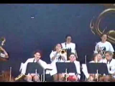Big Band A ESMP de Warwick Part1 Deep Freeze