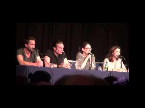 Torchwood 2013 Randiest Panel Ever!! James Marsters ,Gareth David Llyod, Eve Myles