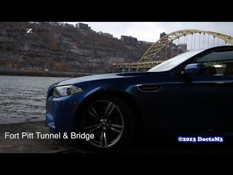 POV: Take My 2013 F10 BMW M5 on a City Tour