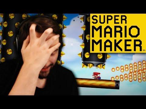 Yoshi I Gotta Go-shi - Super Mario Maker