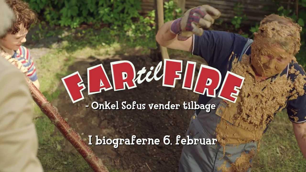 Far Til Fire - Onkel Sofus Vender Tilbage. Arbejdernes Landsbank teaser - YouTube