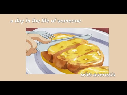 a day in the life of an anorexic || TW ED