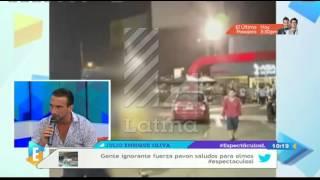 Video muestra la agresión que sufrió Antonio Pavón en Asia