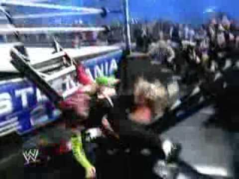 WWE Superstars 4/23/09 3/7
