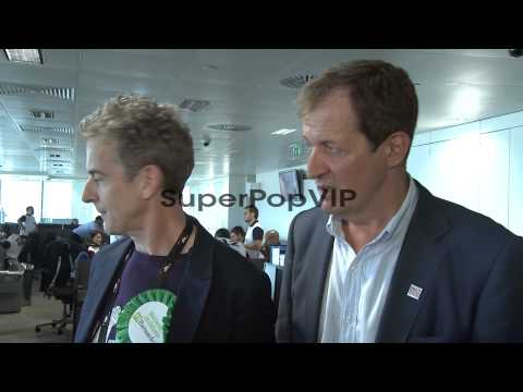INTERVIEW: Alastair Campbell and Peter Capaldi on trading...
