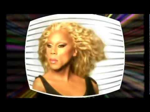 Rupaul's 'Workout' Remix - Drag Race - HD OK Hunty!