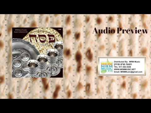 Pesach Super Collection Mix - Audio Preview
