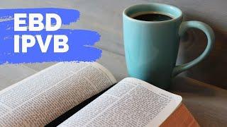 EBD - O que é uma igreja saudável? - Pregação Expositiva