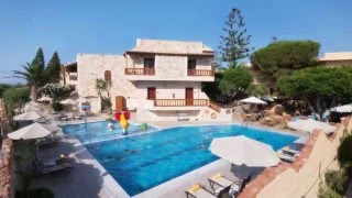 Cactus Beach Hotel & Bungalows in Stalis, Crete(Combining the blue of the sparking sea and the dazzling, glittering sand of the beach, Cactus Beach awaits to be explored by guests from all over the world., 2016-05-23T14:23:48.000Z)