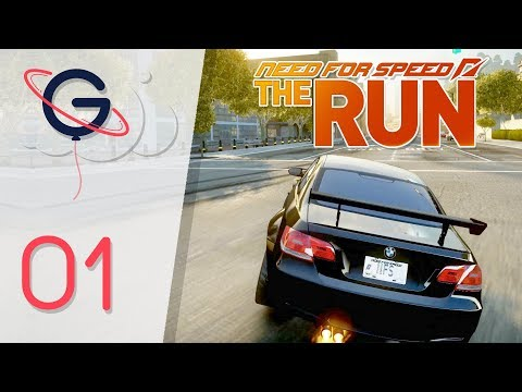 NEED FOR SPEED : THE RUN FR #1