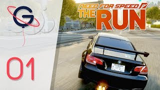 NEED FOR SPEED THE RUN FR #1 : Côte Ouest