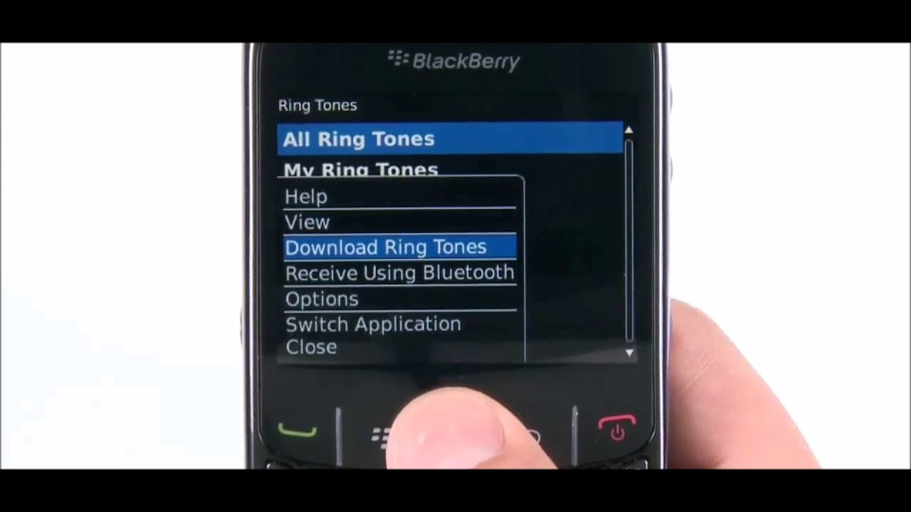 Blackberry SMS Tone | Ringtones for Android | Message Tones