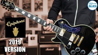 2019 Epiphone Les Paul Custom Pro Electric Guitar Review