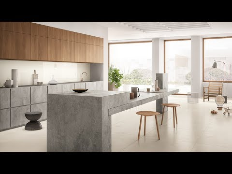 This Just In: New Kitchen Countertop Materials, Plus Unique Wall And Floor Tiles
