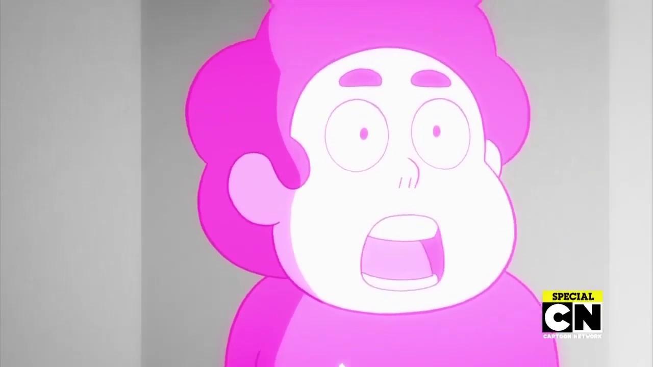Pink Steven screaming but it's a Yoshi's Island meme - YouTube
