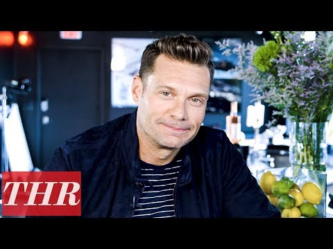 "Ryan Seacrest on Kelly Ripa, Dick Clark, ""Breaking Things"" 