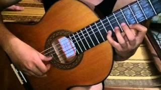 Độc tấu Guitar-Lới lơ ( chèo cổ)