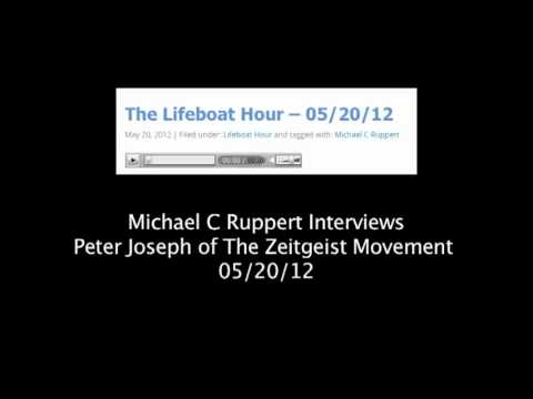 Michael C Ruppert Interview with Peter Joseph, 5.20.12