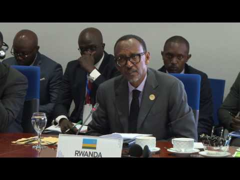President Kagame's remarks at the Smart Africa Board Meeting | Addis Ababa, 31 January 2017