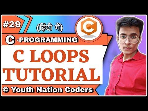 Loops In C Programming   for   while   Loops   C   Hindi   Urdu   Tutorial   YNC