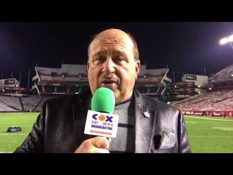 Lindy's Post Game Report: South Carolina vs Clemson Live From Williams Brice Stadium