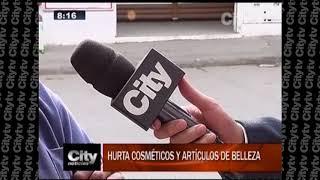 Autoridades en busca de alias 'Pestañina'  | CityTv
