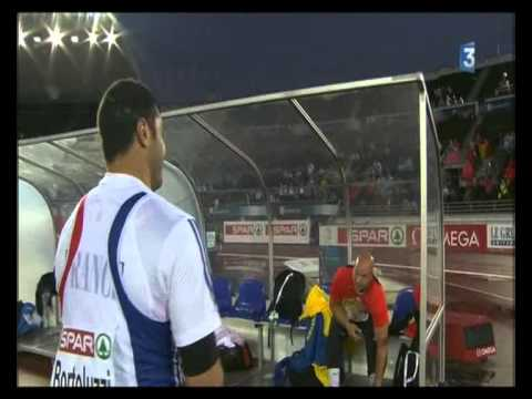 2012 european champ Helsinki men hammer final