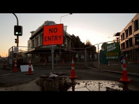 Christchurch Post Quake