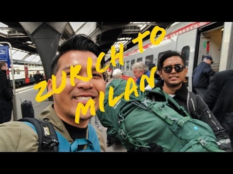 vlog-|-zurich,-switzerland-to-milan,-italy-with-trenitalia---euro-train-experience