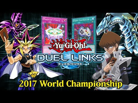 2017 WORLD CHAMPIONSHIPS - Yu-Gi-Oh Duel Links Online PVP [w/ @m4gnitude]