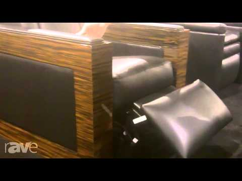 CEDIA 2013: Fortress Seating Exhibits the Valenti