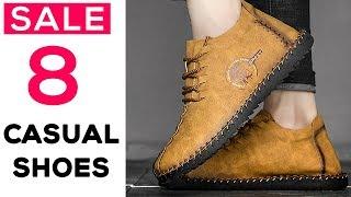 8 Best Casual Shoes for Men - Latest Men's Fashion Shoes