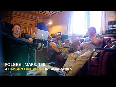 Die Fantastischen Vier - Captain Fantastic Series - FOLGE 6: MARS, Teil 2