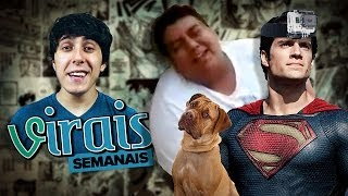 Superman With a GoPro / Magic for Dogs / Gordo rindo - V/S
