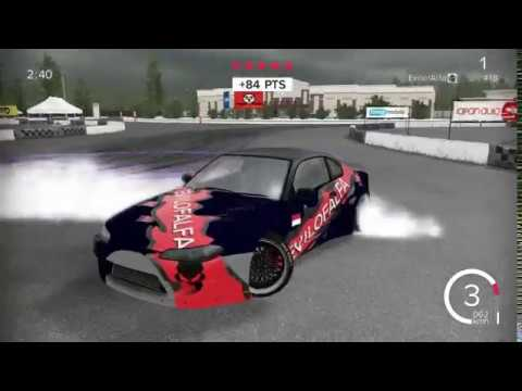 Drifting With Keyboard Furidashi Drift Cyber Sport Without Steering Wheel