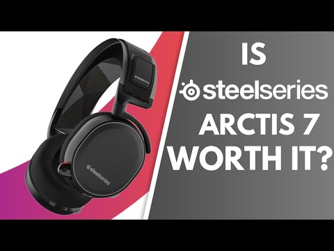 Should You Buy Steelseries Arctis 7 in 2019?  (BEST 150$ Headset Review)