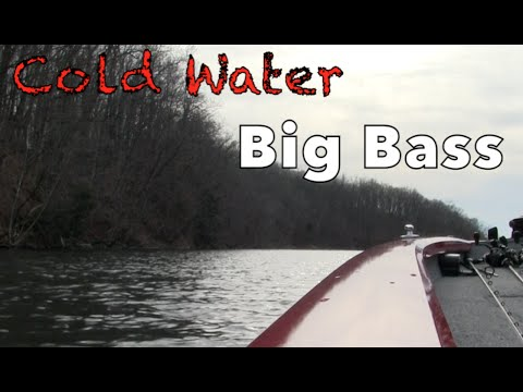 Bass Fishing - Early Winter Blade Baits