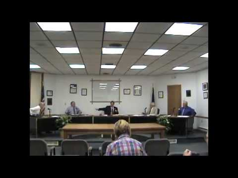 Rouses Point Village Board Meeting  10-2-17