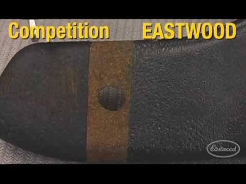 Rubberized Rust Encapsulator Undercoating From Eastwood
