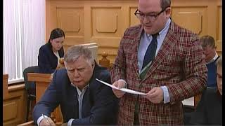 В областном суде состоялось заседание по делу экс-сенатора Константина Цыбко