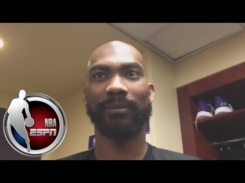 Corey Brewer on James Harden: People don't understand how hard he works | NBA on ESPN