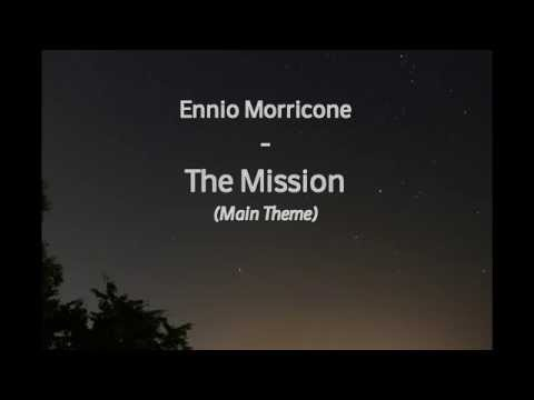 Ennio Morricone - The Mission (Main Theme) for Piano Solo by Matthias Dobler