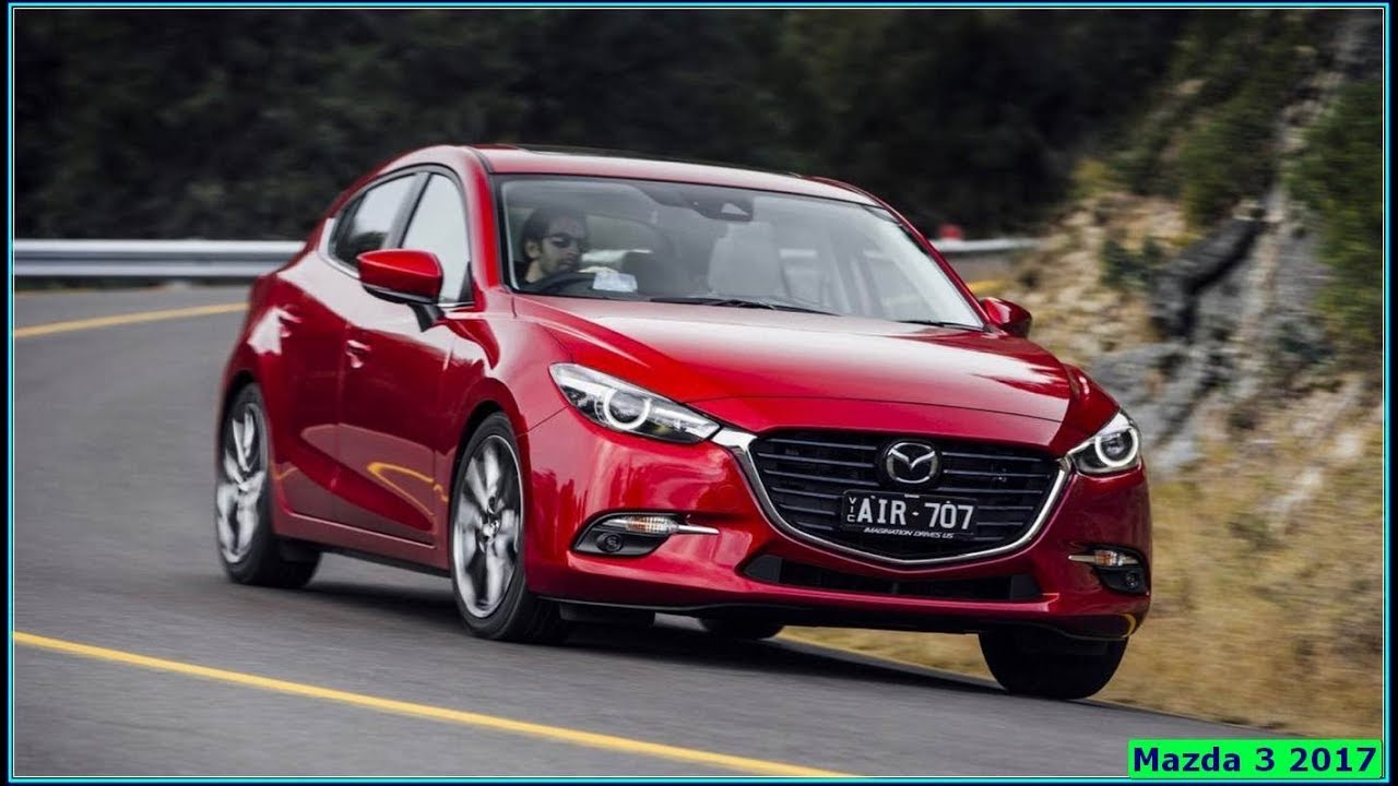 Mazda 3 2017 Review And Road Test