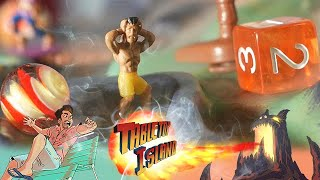 Fireball Island (2018) Board Game Review/Commercial