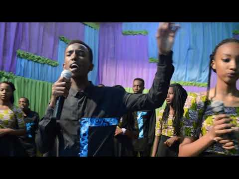 Ngushime nte by new singers(Gospel concert video)/Oe Pictures