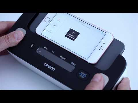 Omron Complete Combines Blood Pressure Monitoring With EKG Measurement