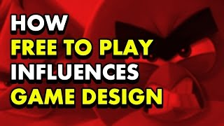 HOW F2P INFLUENCES GAME DESIGN | Angry Birds 2 gameplay