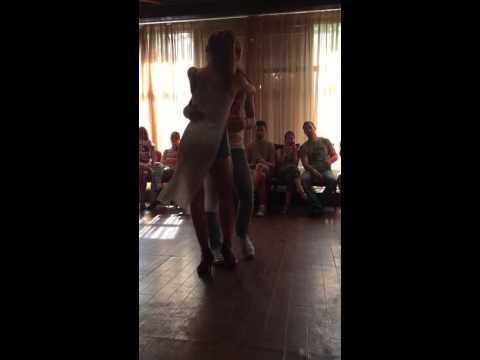 Leshchuk Yurii & Anna Alekseeva   DJ CHAD...